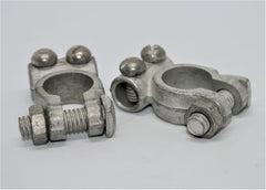 car battery terminals with heavy pattern tin plated brass