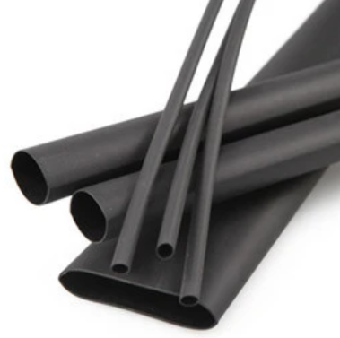 heat shrink tubing different sizes