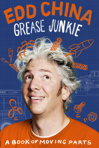 buy edd china's new book