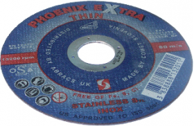extra thin metal cutting disc