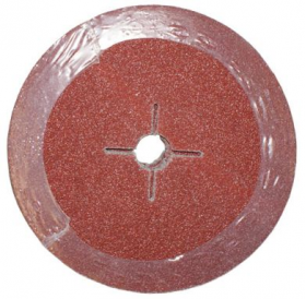 big fibre sanding disc