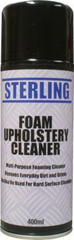 foam upholstery cleaner