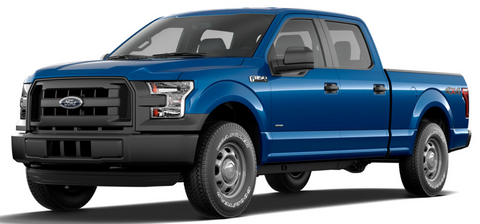 ford f series best selling car in the usa