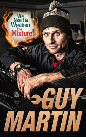 buy guy martin book