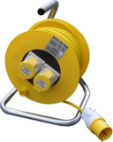 Cable Reel Extension - 110 Volt,  25 Metre