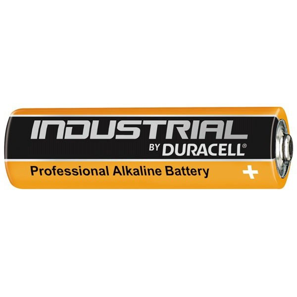 Duracell Industrial Battery Pack - AA - Pack of 4