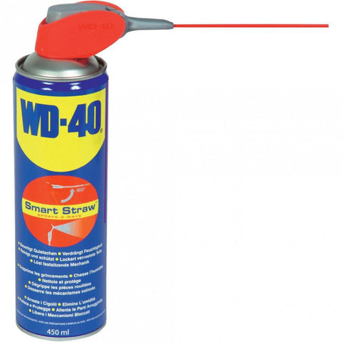 can of wd 40 spray