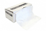 White Disposable Seat Covers (100)