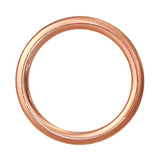 compression copper washer