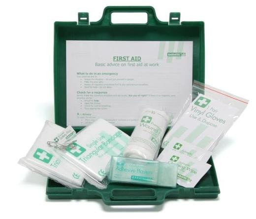 First Aid Kit Contents 20 Persons