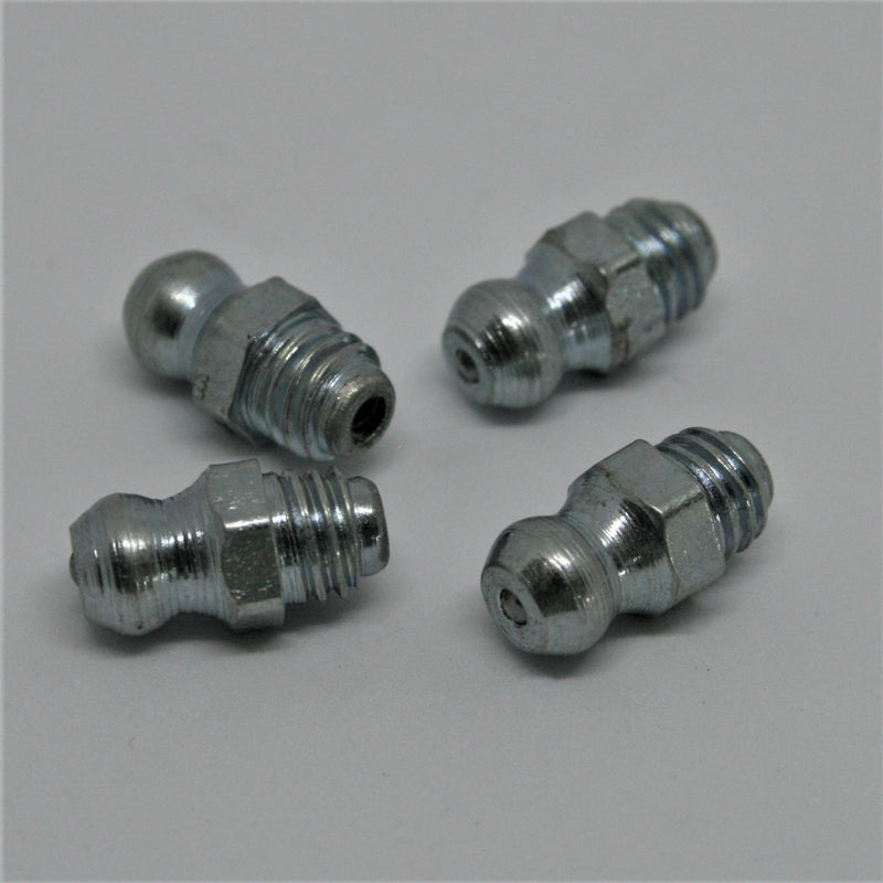"1/4"" Inch Straight Grease Nipple Fittings"