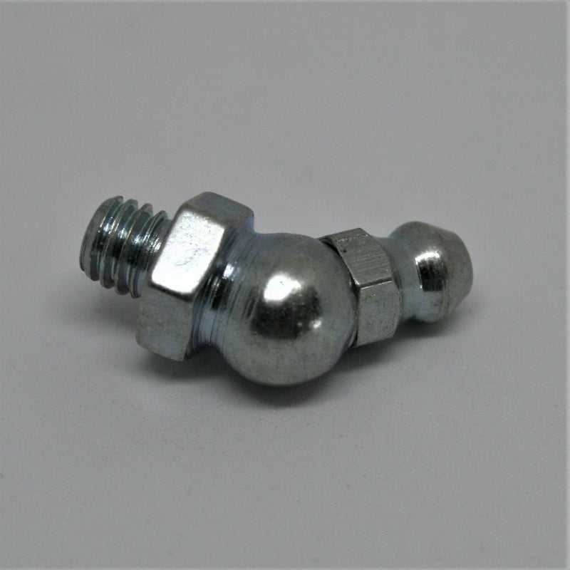 M6 Grease Nipple with 45 Degree Angle