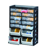 multi drawer storage cabinet