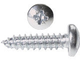 bzp self tapping screws (pozidriv)