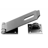 Safety Hasp & Staple | 115 x 39mm | Suits Padlocks