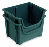 Stackable Storage Bins | Qty: 5