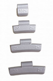 zinc wheel weights for alloy wheels