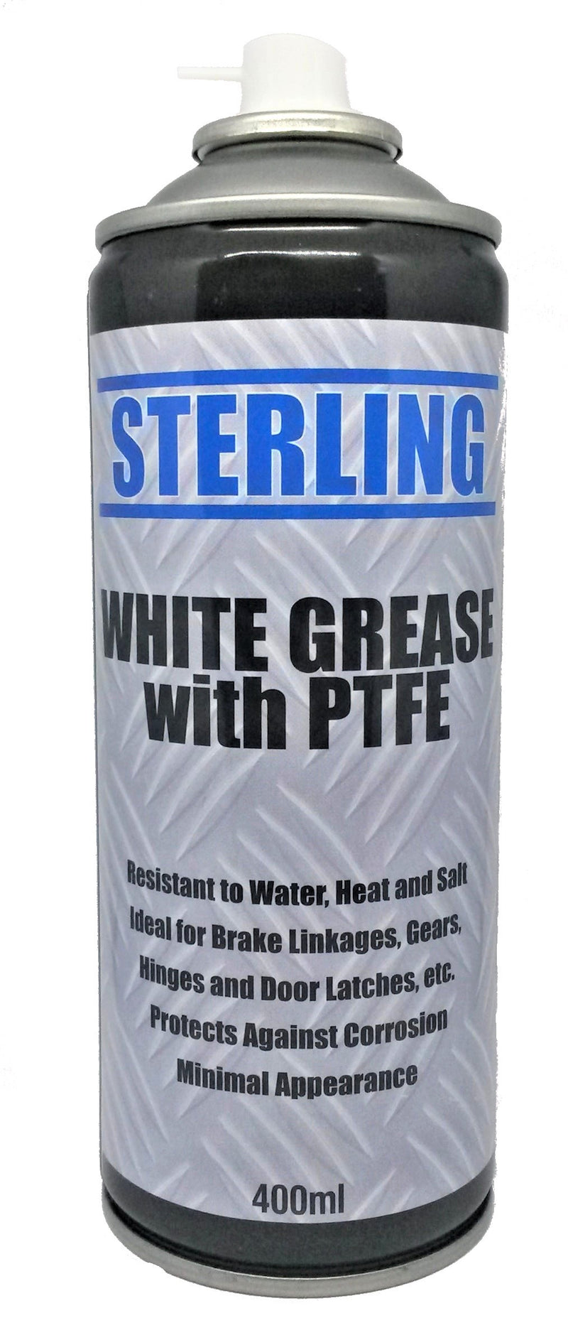 white grease spray with ptfe