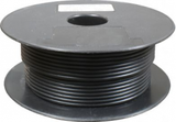 black automotive cable