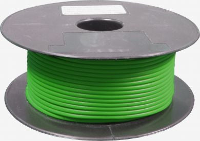 Green Single Core Automotive Standard Electrical Cable