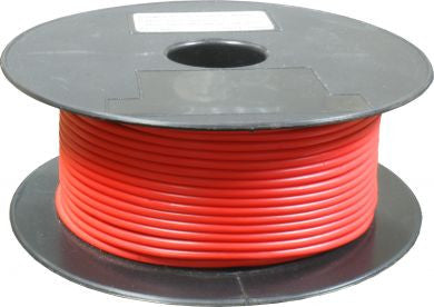 Red Single Core Automative Standard Electrical Cable