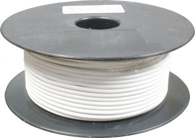 White Single Core Automative Standard Electrical Cable