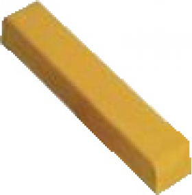 yellow tyre crayon