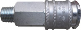PCL Airline XF Coupling - 1/4 Male Thread