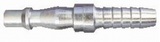 "PCL Airline Male Adaptor Shanked 3/8"" Inch 
