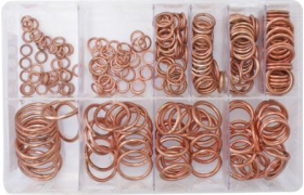 assorted compression washers