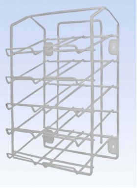Rack for Boxes (plastic-coated steel)