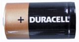 Duracell Battery Pack - C - Pack of 2