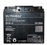 rechargeable sealed lead acid battery 20 Ah