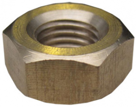 brass exhaust manifold nut m10