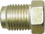 Brake Pipe Nuts 10mm x 1mm | SHORT MALE | Qty 50