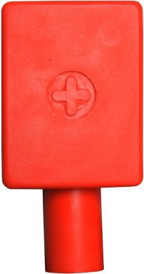 battery terminal cover red