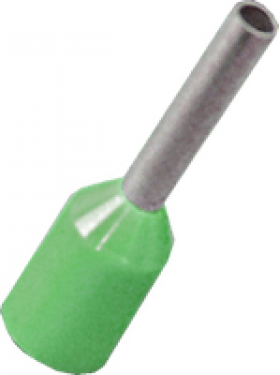 green cord end electrical connector