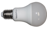 240V LED Edison Screw Bulb - 9w E27, 6000K