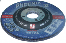 automotive abrasive disc