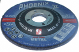 Metal Cutting Discs 115mm | Qty: 5