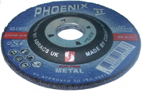 Abrasive Grinding Disc 125mm