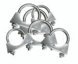 assorted exhaust clips