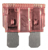 pink automotive blade fuses