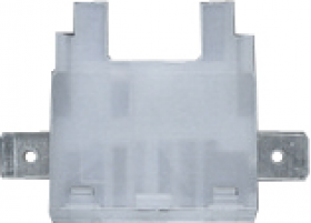 Blade Fuse Holder - White | Qty: 10