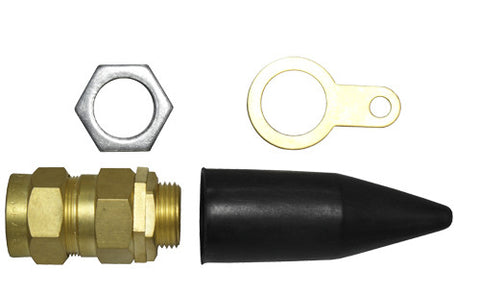 25mm brass cable glands