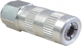 hydraulic grease connector