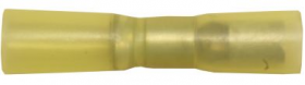 Yellow Female Bullet (heatshrink) - Fully Insulated | Qty: 25