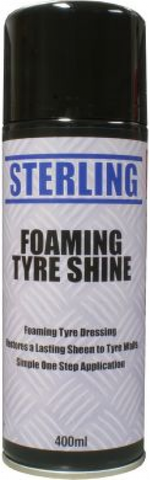 can of foaming tyre sine spray