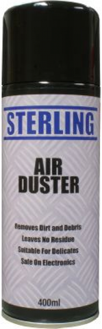 air duster spray can
