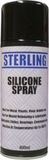 can of silicone lubricant spray